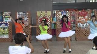 20131006 がんぎっこ(雪組・夢組) イレブンプラザ 今回より動画撮影可能となりました。 がんぎっこオリジナル曲のみのアップとなります。