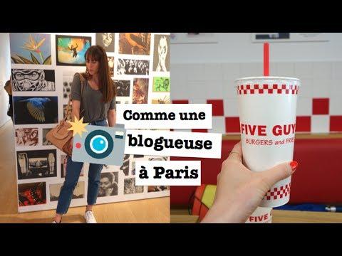 6 spots de blogueurs à Paris | Nike Lab, Le Paradis du Fruit et Peninsula Hotel