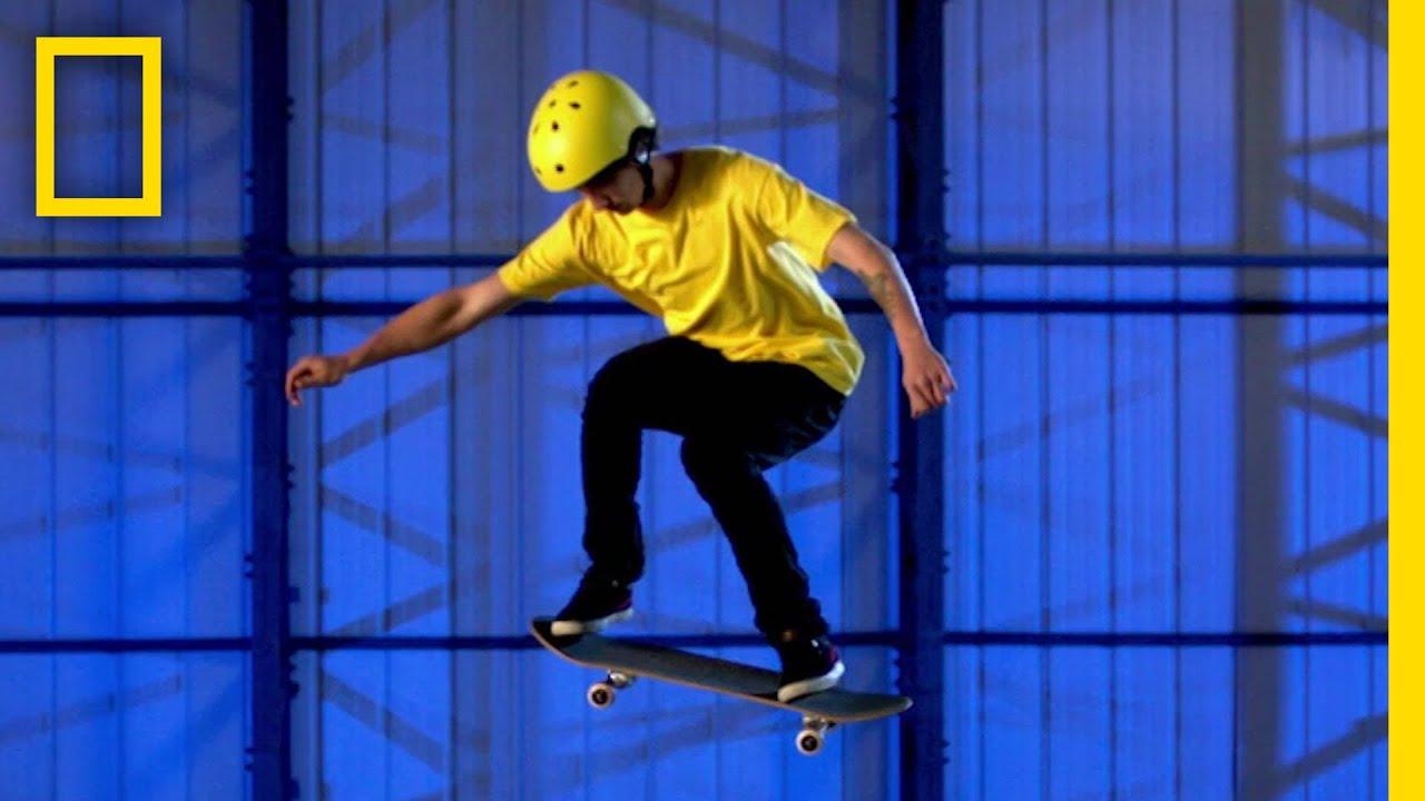 スケートボードの科学 |バ科学