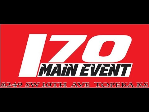Club i70 main event in Topeka ks