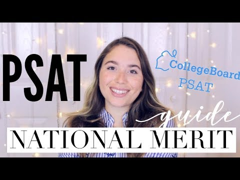 How to Win a National Merit Scholarship | PSAT Tips