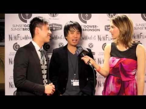KATIE CHATS: NFM, ALEX CHU & DEREK LUI, WRITER/DIRECTOR & ACTOR, FORTUNE COOKIE MAGIC TRICKS