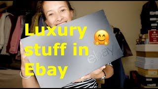Louis Vuitton Papillon 26 Bag! Ebay Finds! //Cheers Marie!