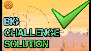 [Bike Race] BIG Challenge SOLUTION - GOI Track 11 - User created levels
