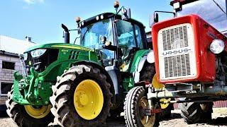 John Deere 6120M - Rolnik Szuka Traktora ||38 (Pełna Prezentacja / Walkaround)