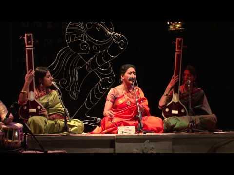 Bombay Jayashri -- Ondu Baari Smarane Saalade