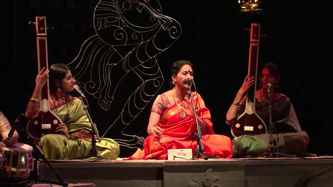 Bombay Jayashri Ramanath
