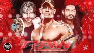 "2016: WWE Monday Night Raw Official Theme Song - ""The Night"" + Download Link ᴴᴰ"