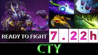 CTY [Riki] Always Ready To Fight Hard Carry Beast ► Dota 2 7.22h