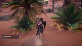 Assassin's Creed Origins - Aquifer Oasis