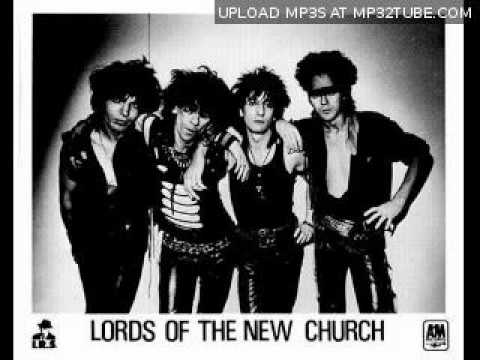 Lords of the New Church - New Church (mp3)