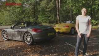 Porsche Boxster S - meet the ancestors - Autocar.co.uk