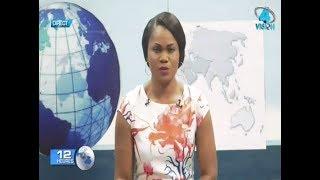 Le Journal de 12H sur Vision4 Tv