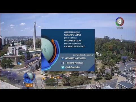 Teleocho Noticias en vivo