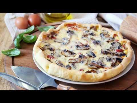 recette-:-quiche-aux-champignons-et-jambon