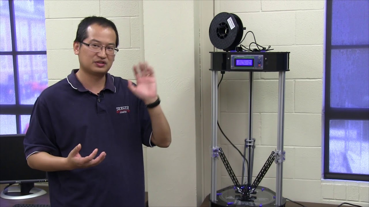 TTU's Center for Manufacturing Research - Additive Manufacturing Capabilities