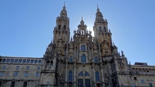 Santiago de Compostela - Walking Tour (MSC Opera Excursion)(, 2013-08-06T20:32:15.000Z)