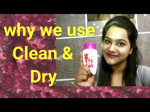 Clean and dry Intimate wash|| use kyu kare? || Review