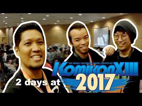 KOMIKON 2017 in the Philippines