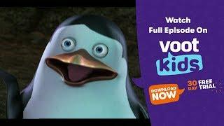 The Penguins of Madagascar | Voot Kids
