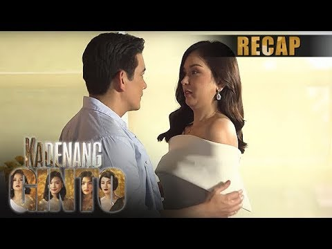 Download Romina says 'yes' to Leon | Kadenang Ginto Recap (With Eng Subs)