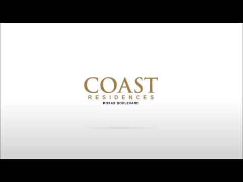 Coast Residences Located In Roxas Boulevard By SMDC