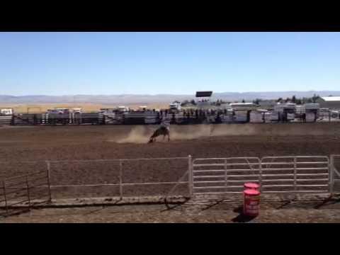 Condon High school rodeo 9/2/12