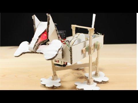 How To Make Robotic Dog