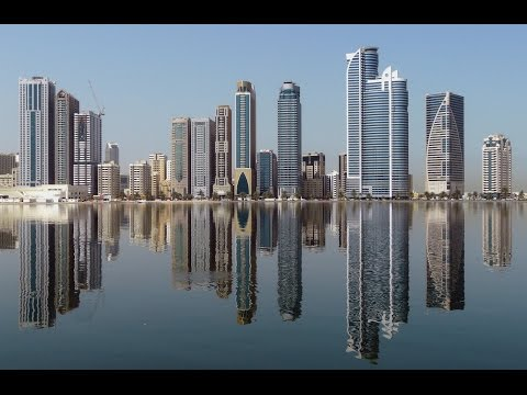 TOP 10 Tallest Buildings In Sharjah U.A.E. 2018/TOP 10 Rascacielos Más Altos De Sharjah E.A.U.