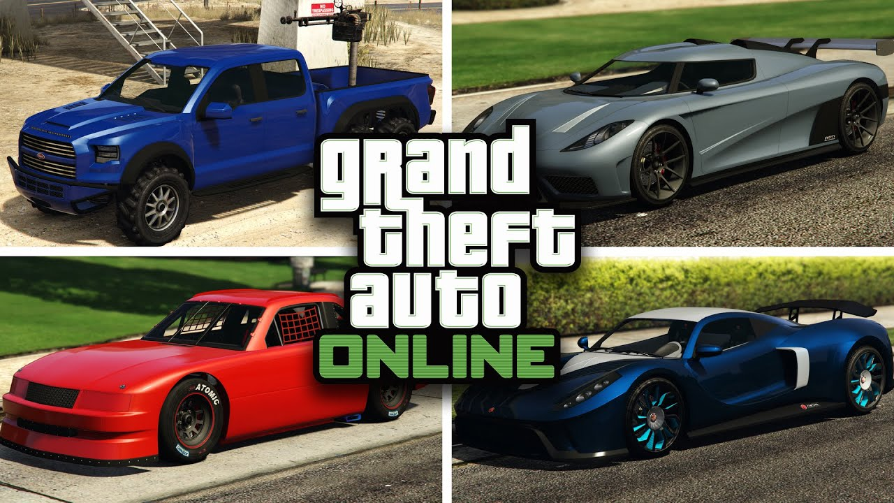 Best Gta V Online Sports Cars