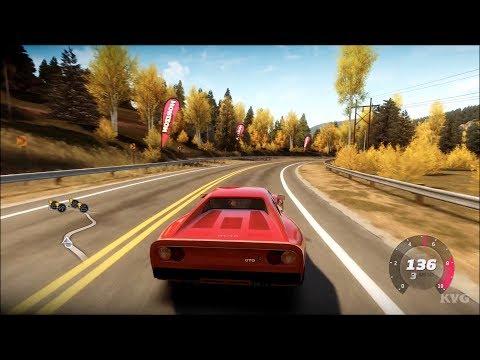 Forza Horizon - Ferrari GTO 1984 - Open World Free Roam Gameplay (HD) [1080p60FPS]