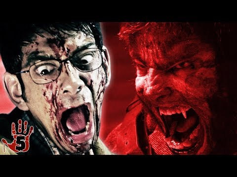 Top 5 Scariest Werewolf Movies Of All Time - Part 2