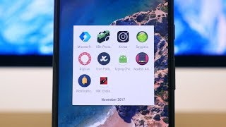 Top 10 Android Apps Of November 2017!