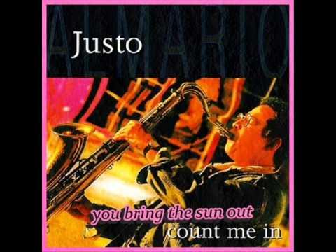 Justo Almario  - You Bring The Sun Out