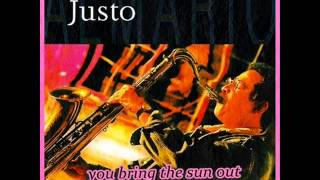 Justo Almario  - You Bring The Sun Out