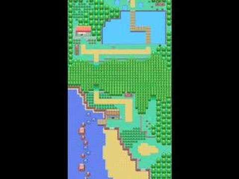 Pokemon Ruby Sapphire Emerald Route 104 Youtube