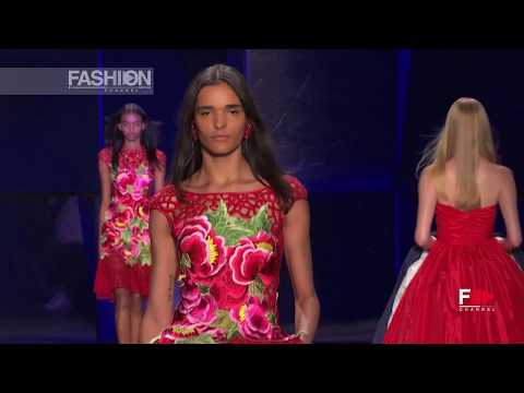 NAEEM KHAN Full Show Spring 2017 New York by Fashion Channel