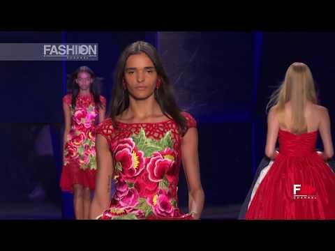 NAEEM KHAN Full Show Spring 2017 New York by Fashion Channel