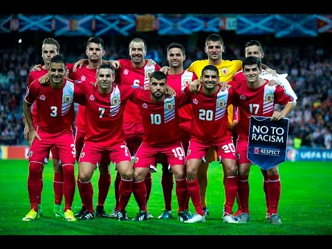 Gibraltar on first World Cup road
