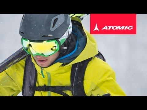 ATOMIC REVEL GOGGLE 2014 | Your face, your fit.