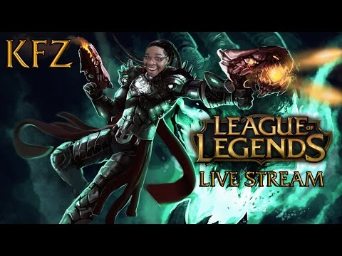 League Of Legends - Playing With Subs - Learning League Again - Join StreamRPG