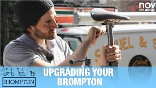 How to Upgrade your Brompton – Tutorial Video