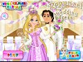 Rapunzel Wedding Dress Online Video Game - baby Girl Games