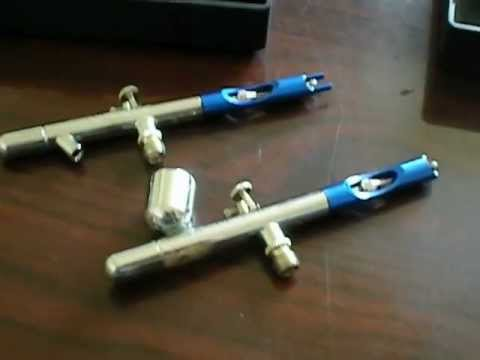 Convert Harbor Freight Central Pneumatic Airbrush To