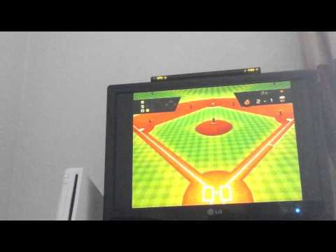 Wii Sports Activité Baseball D'AJ Lee