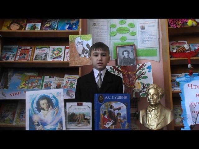 Изображение предпросмотра прочтения – ДанилМустафин читает произведение «Зимнее утро» А.С.Пушкина
