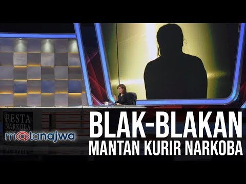 Mata Najwa Part 2 - Pesta Narkoba di Penjara: Blak-Blakan Mantan Kurir Narkoba Mp3