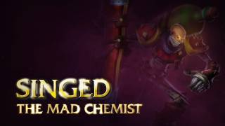 Singed: Champion Spotlight | Gameplay - League of Legends
