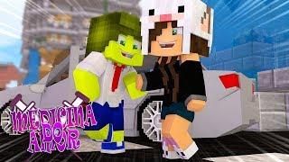 Minecraft: VAMOS VIAJAR JUNTOS!! - MEDICINA DO AMOR #17 (Coelha)