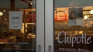 More Boston College students sickened after eating at Chipotle